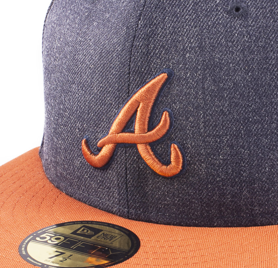 Бейсболка 59Fifty Atlanta Braves
