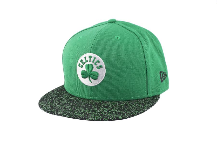 Кепка Бейсболка NBA Boston Celtics