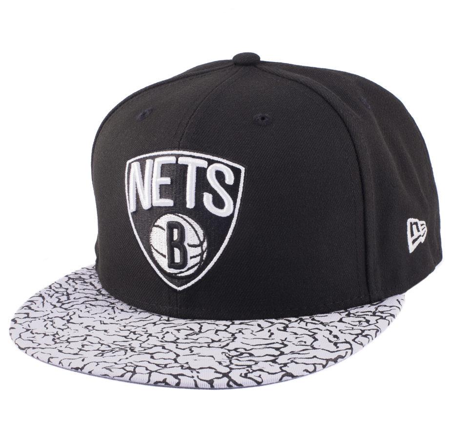 Кепка 59Fifty Brooklyn Nets NBA