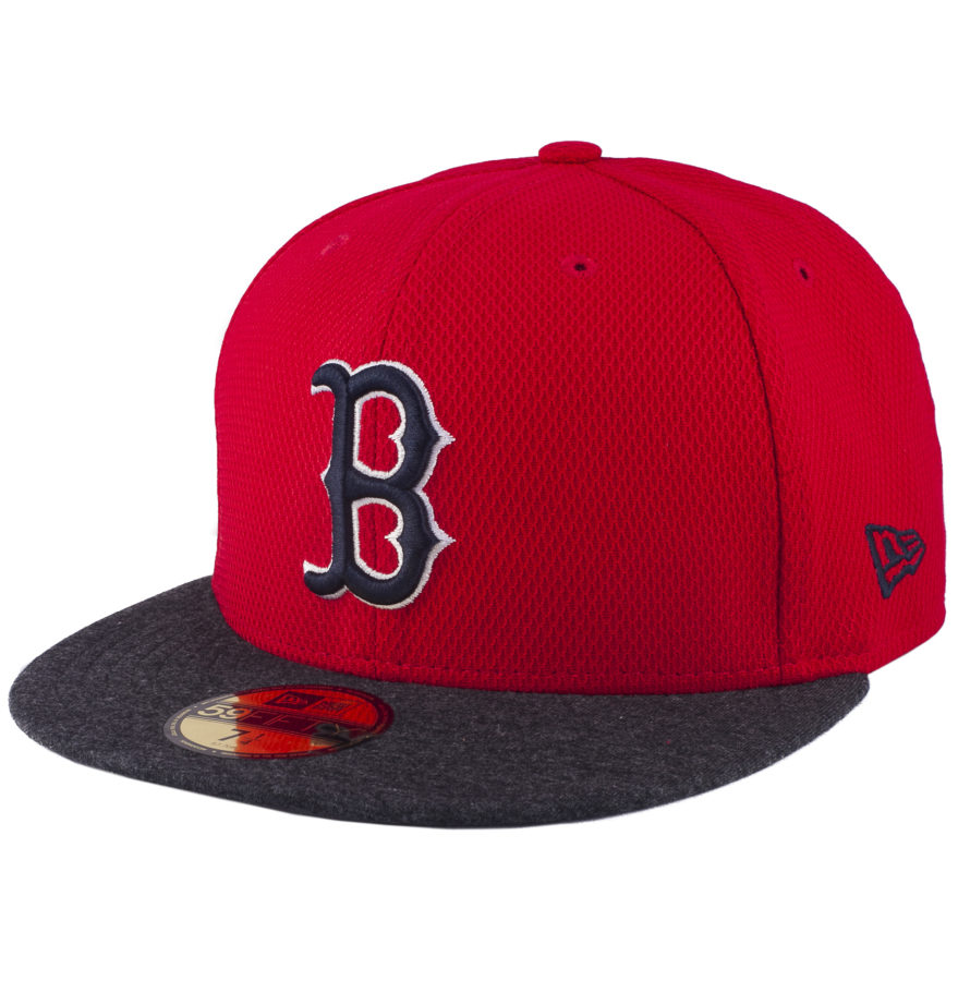 Кепка красная Boston Red Sox