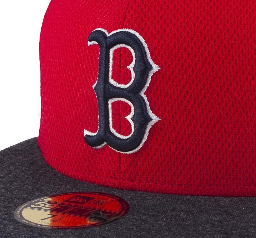 Женская бейсболка FLAWLESS FLECK Boston