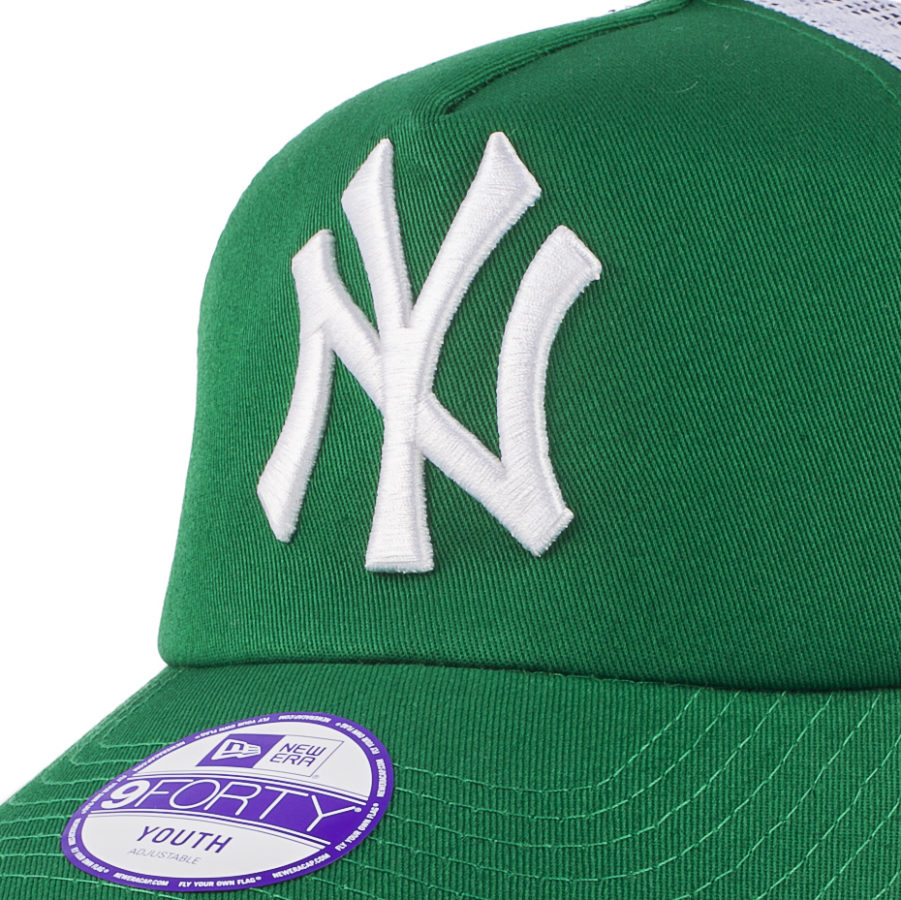 Детская Бейсболка KIDS MLB TRUCKER NY
