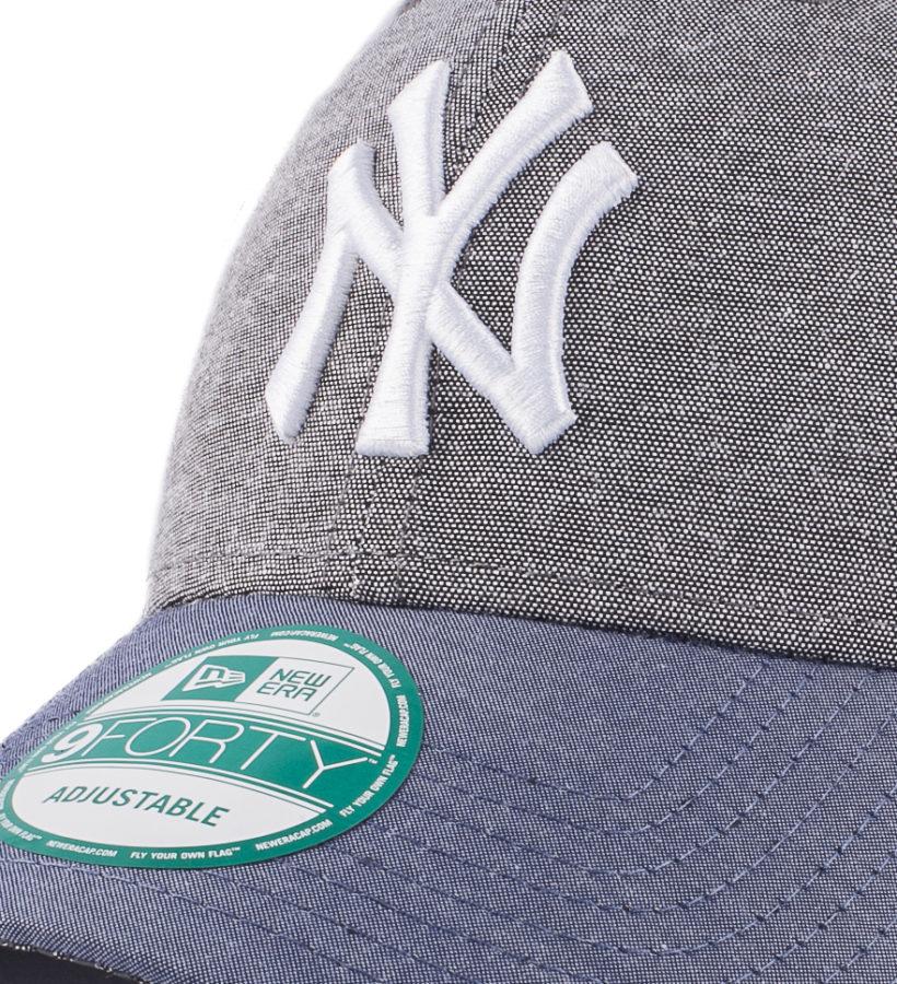 Бейсболка CHAMBRAY CROWN New York Yankees