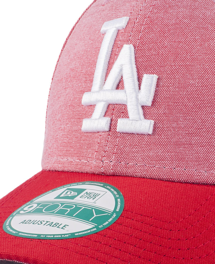 Бейсболка CHAMBRAY CROWN Los Angeles Dodgers