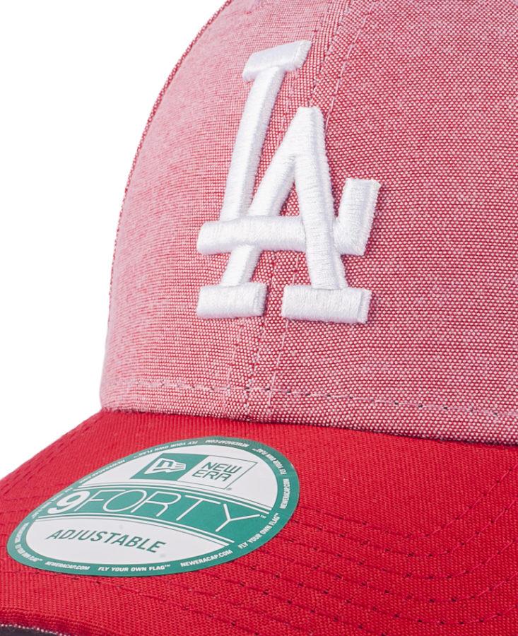 Бейсболка CHAMBRAY CROWN Los Angeles Dodgers