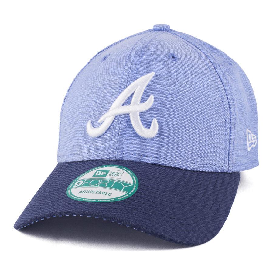 Бейсболка Atlanta Braves New Era