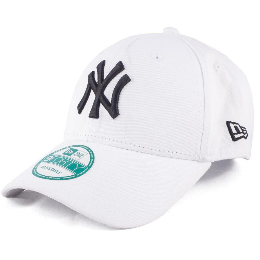 Белая Бейсболка NY Yankees