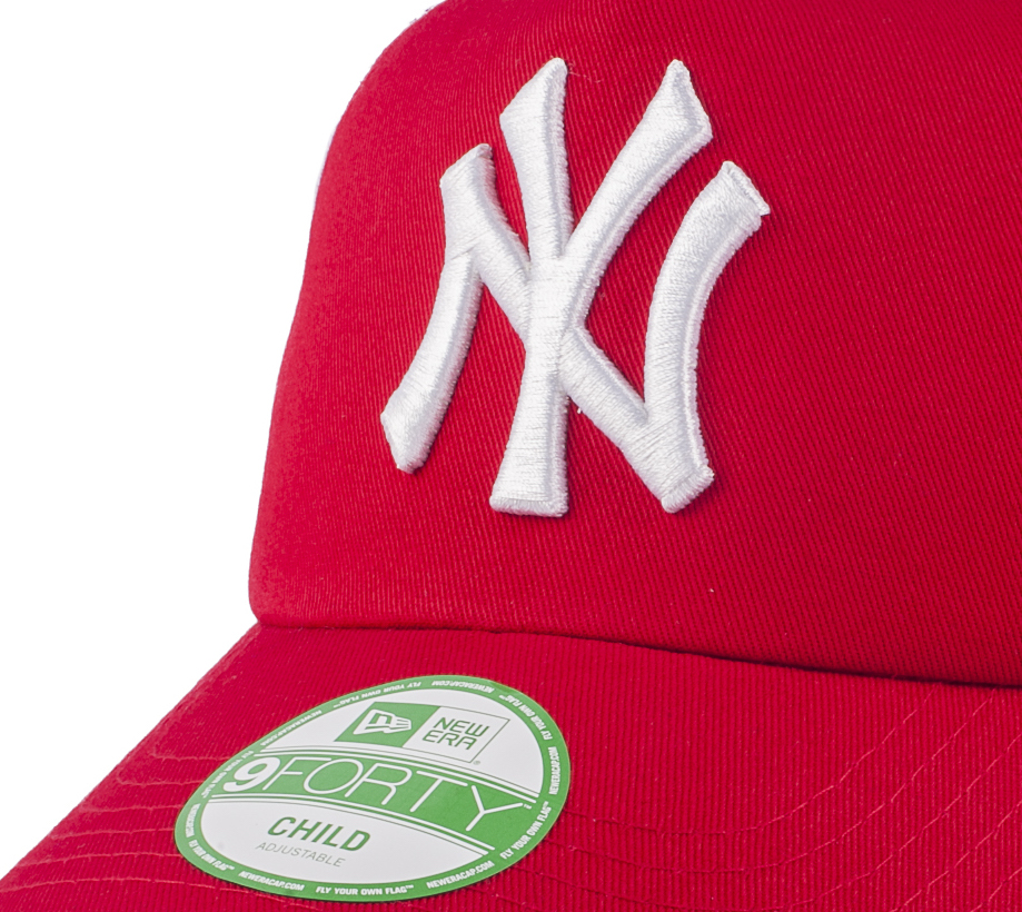 Детская бейсболка ENTRY LEVEL TRUCKER NY