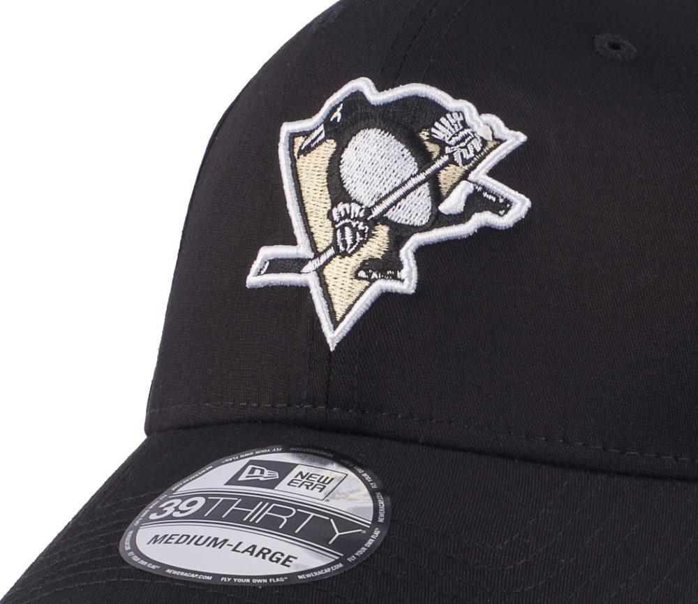 Бейсболка New Era NHL Pittsburg Penguins