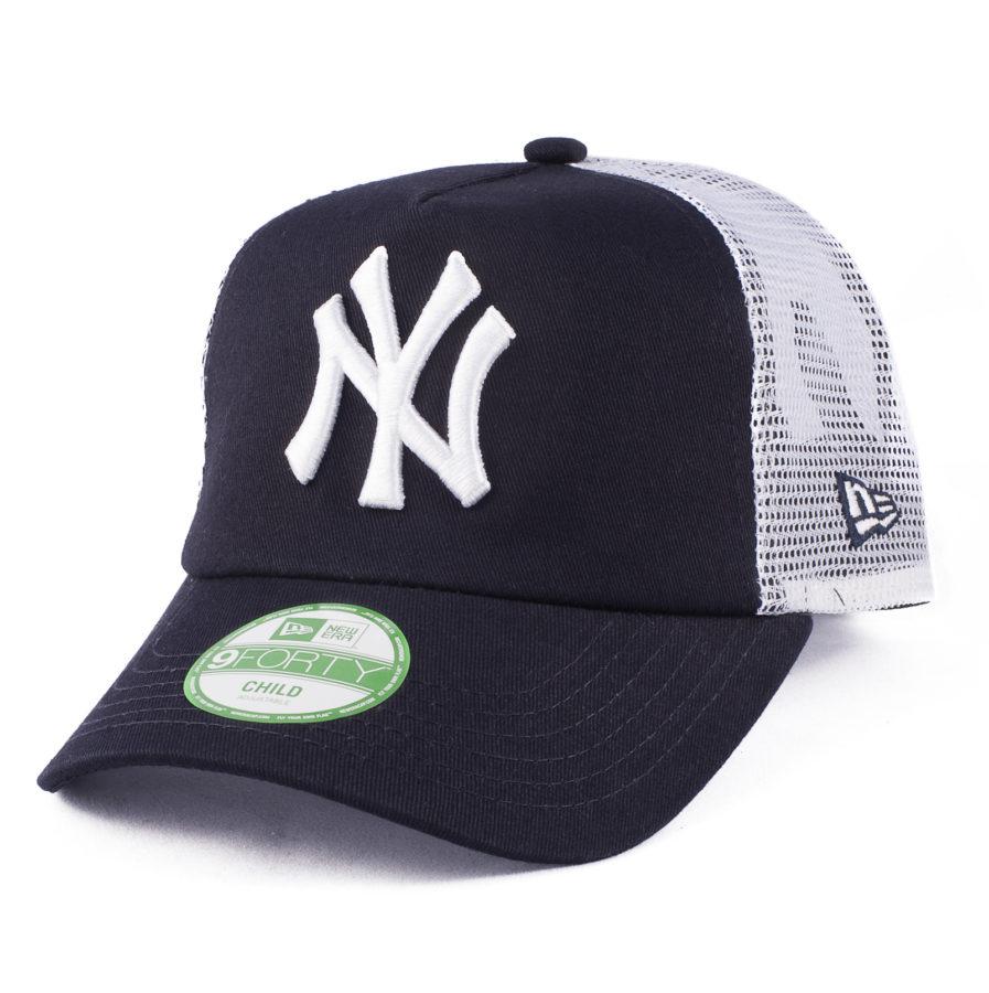Подростковая кепка NY