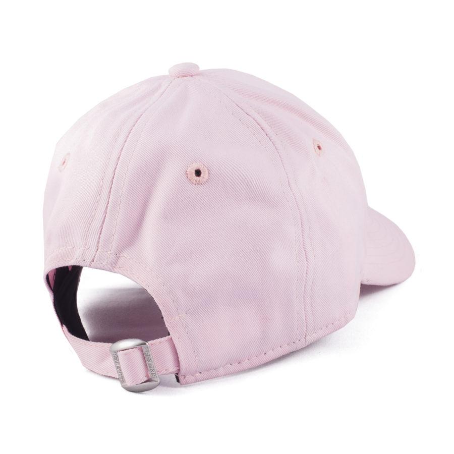 Розовая кепка New Era