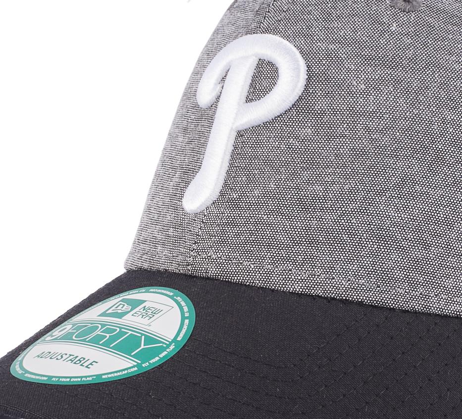 Бейсболка CHAMBRAY CROWN Philadelphia Phillies
