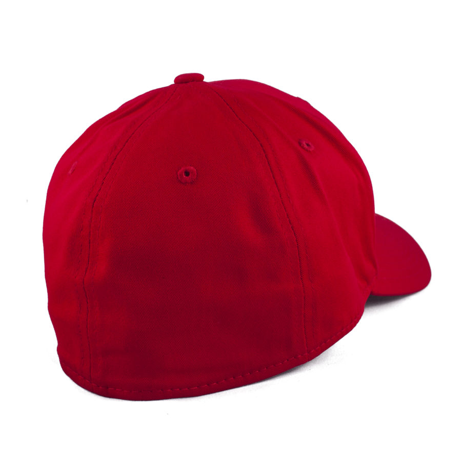 Красная бейсболка NY