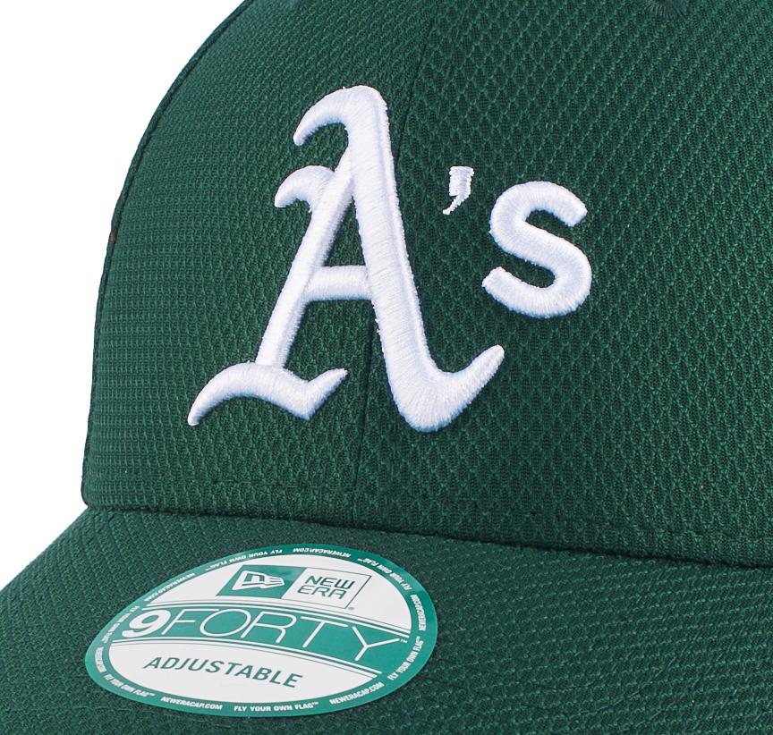 Бейсболка CORE DIAMOND Oakland Athletics