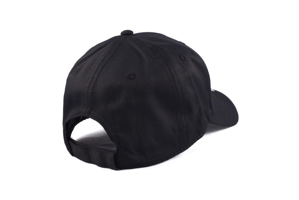 Черная Бейсболка Черная Бейсболка бланковая