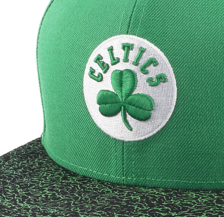 Бейсболка ELE VIZE NBA Boston celtics