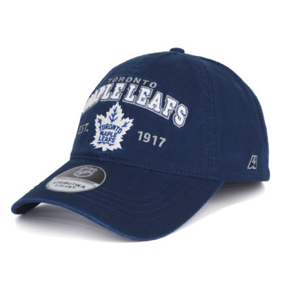 Бейсболка-NHL-Toronto-maple-leafs-c-мягким-куполом-синяя-atibutika-and-club