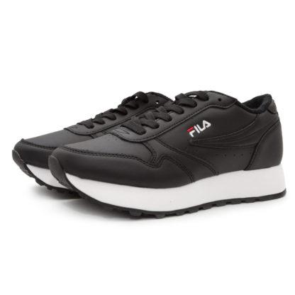 Черные женсакие кроссовки FILA ORBIT ZEPPA