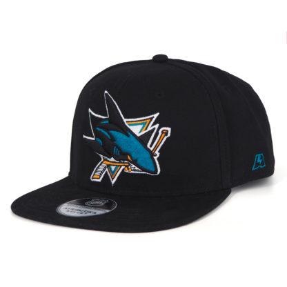 Подростковая-бейсболка-NHL-San-Jose-Sharks-Snapback-Atributika