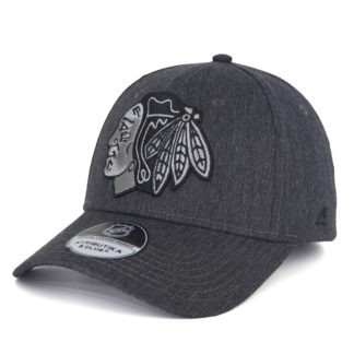31120 - Бейсболка NHL CHICAGO BLACKHAWKS TONAL GREY.