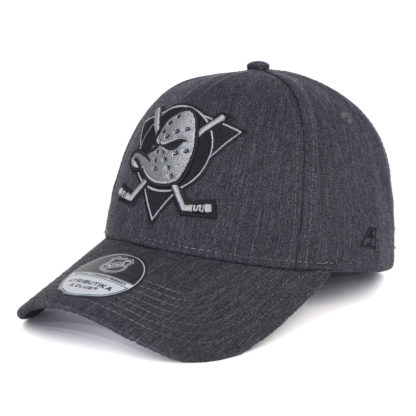 31152-Бейсболка-NHL-ANAHEIM-DUCKS-TONAL-GREY