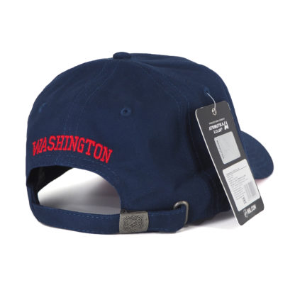 Бейсболка NHL WASHINGTON CAPITALS NAVY ATRIBUTIKA