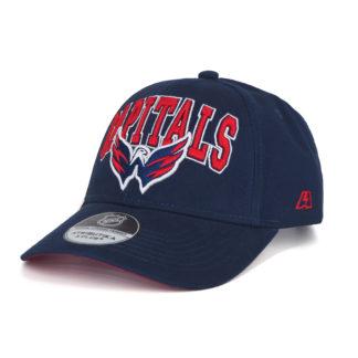 31175-Подростковая-бейсболка-NHL-Washington-Capitals-синяя