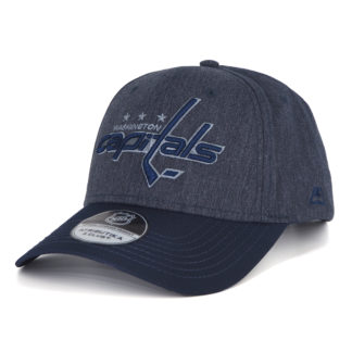 31199-Бейсболка-NHL-Washington-Capitals-сине-сера