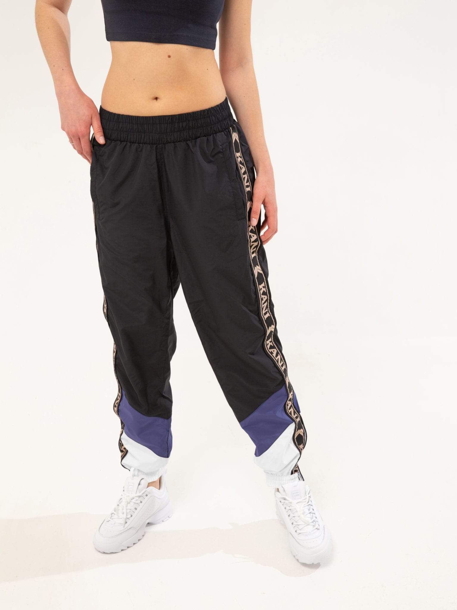 Женские спортивные штаны KARL KANI OG BLOCK TRACKPANTS