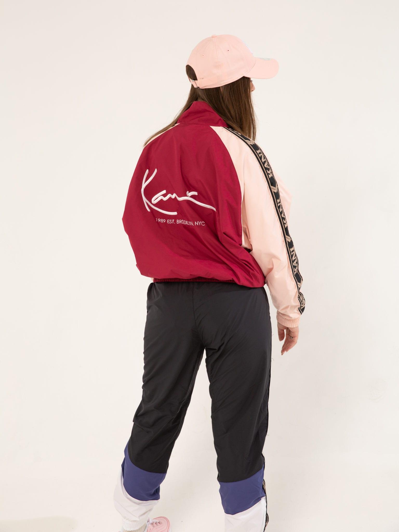 Женская куртка KARL KANI OG BLOCK TRACKJACKET