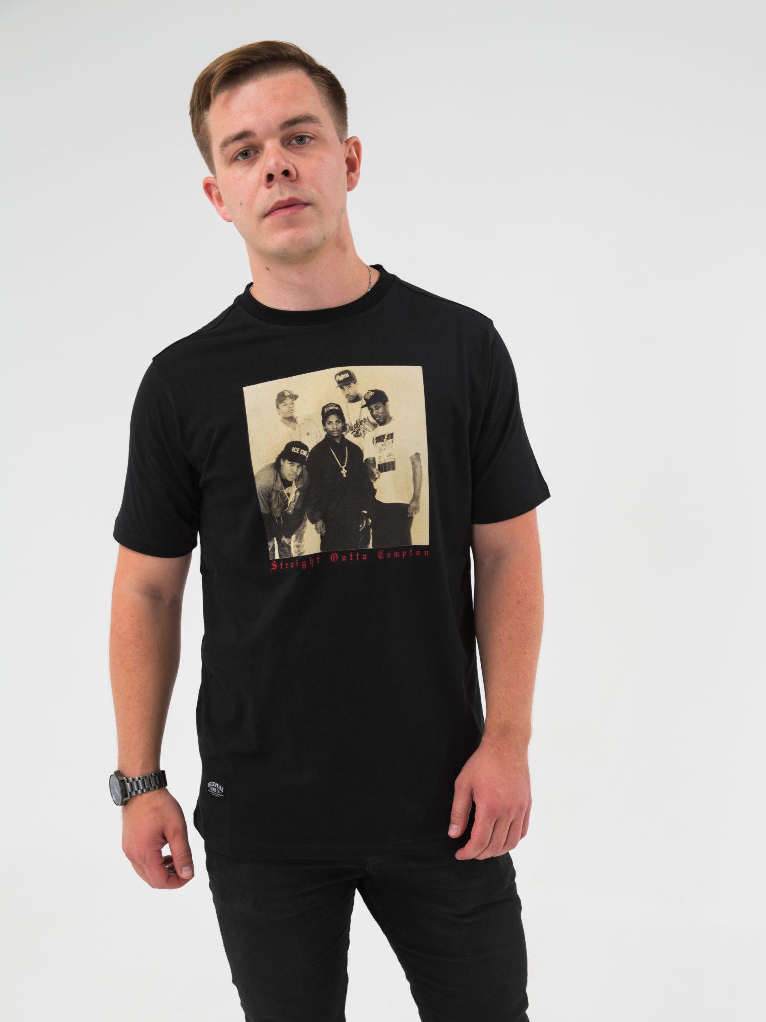 Мужская футболка PELLE PELLE NWA STRAIGHT OUTTA COMPTON